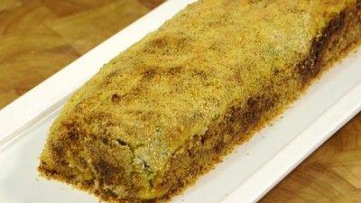 Polpettone Di Zucchine Ricetta Ricette Zucchine Polpettone