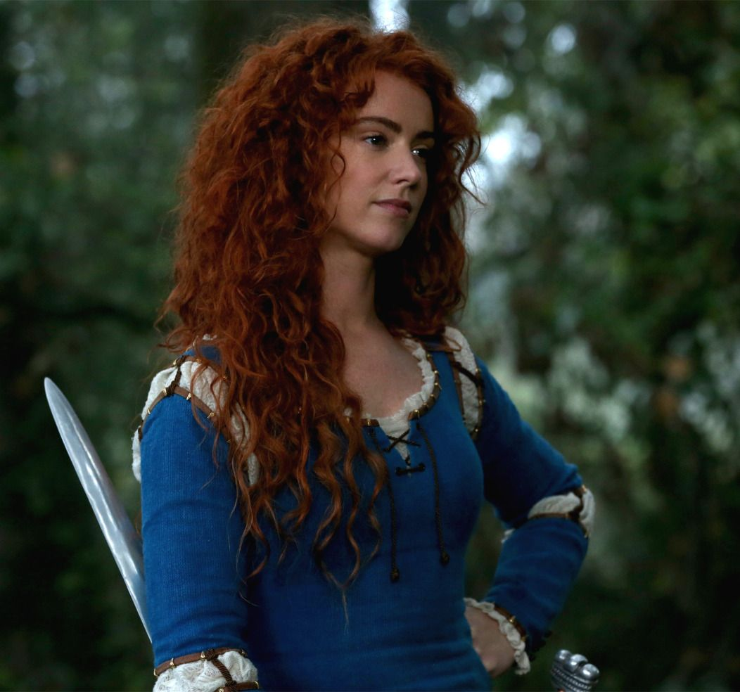 Amy Manson Once Upon A Time once upon a time season 5 photos | once upon a time, episode