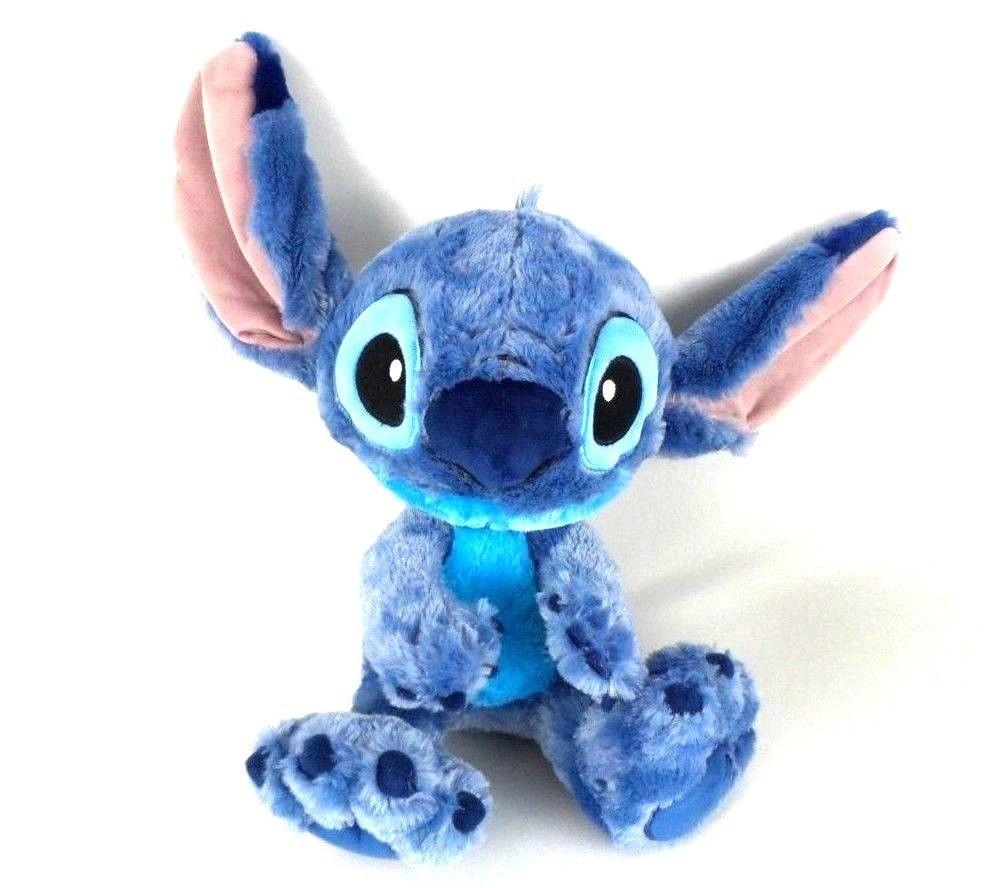 24ca3093 Disney Store / Parks Stitch Plush Big Feet 11