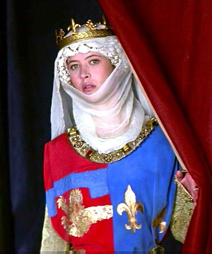 """""""Sophie Marceau as Princess Isabella in Braveheart - 1995 """""""