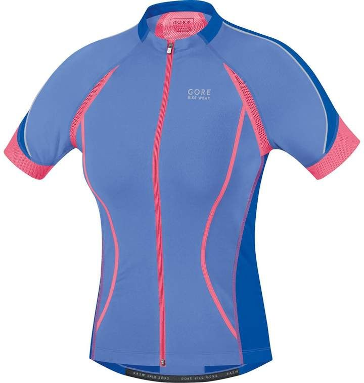 Gore Bike Wear Oxygen Full-Zip Jersey - Short Sleeve - Women s ... a85f5f9ab