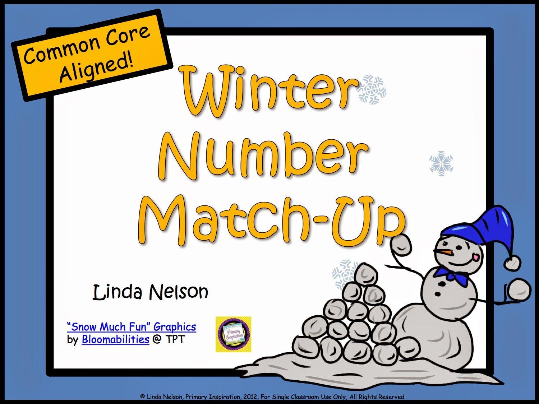 Teacher Tam's Educational Adventures 11 FREE Winter Math