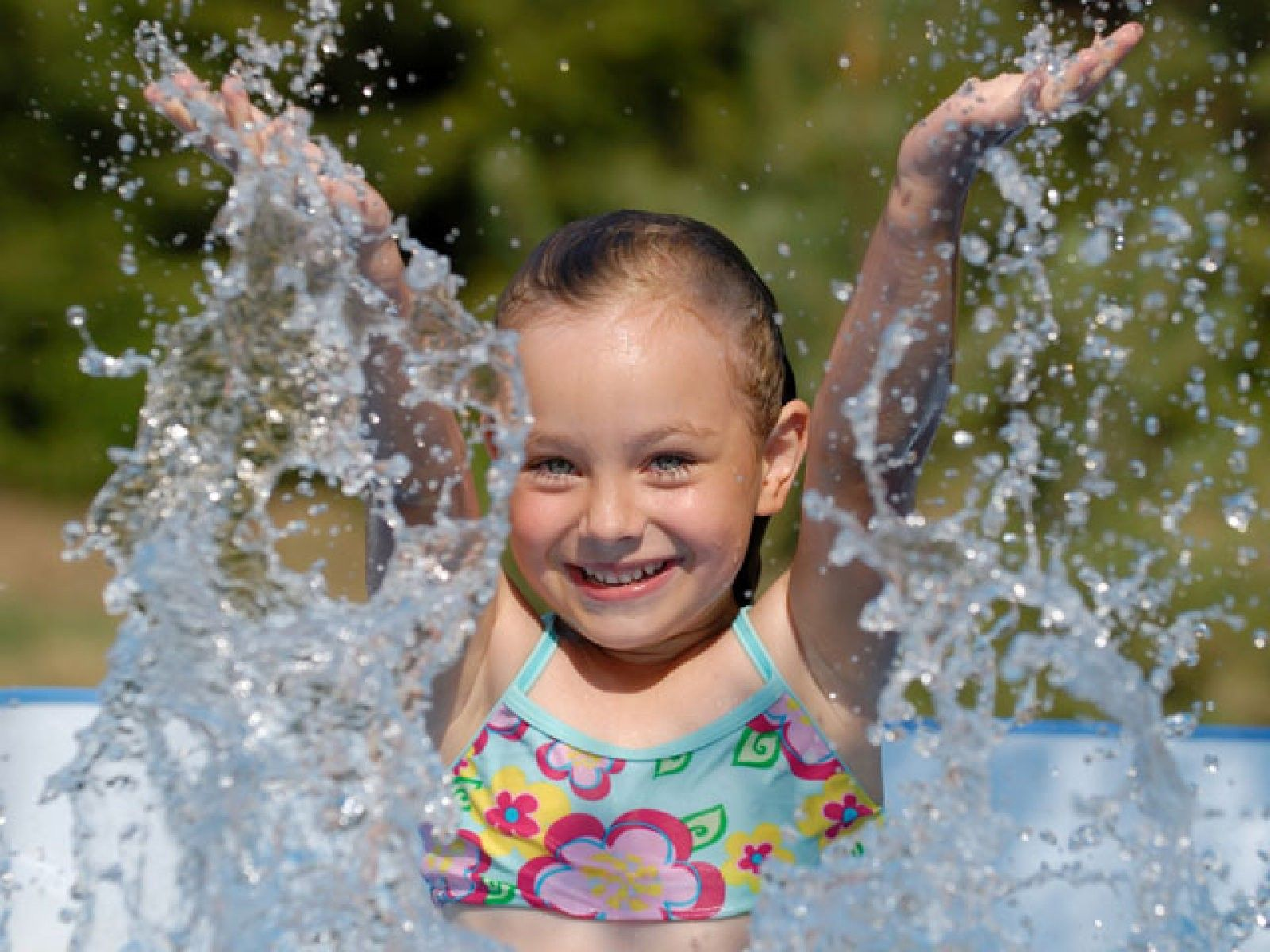 Los niños y el calor   Vacaciones, Niños, Calor