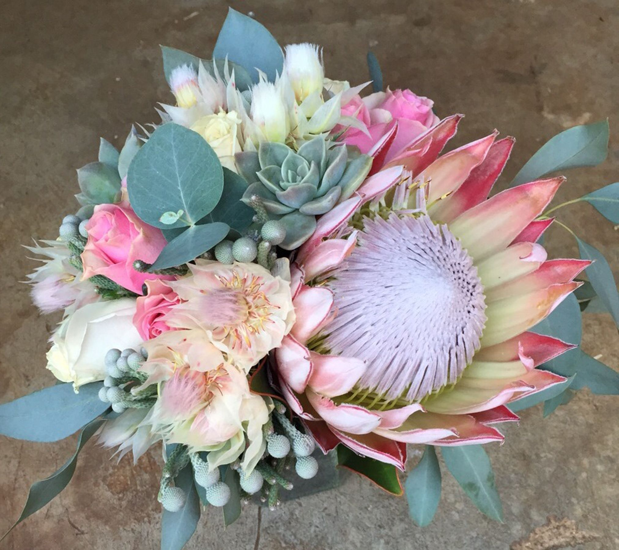 BLISS FLORAL CREATIONS Wedding flowers