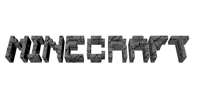 Minecraft Logo Transparent Background Minecraft Logo