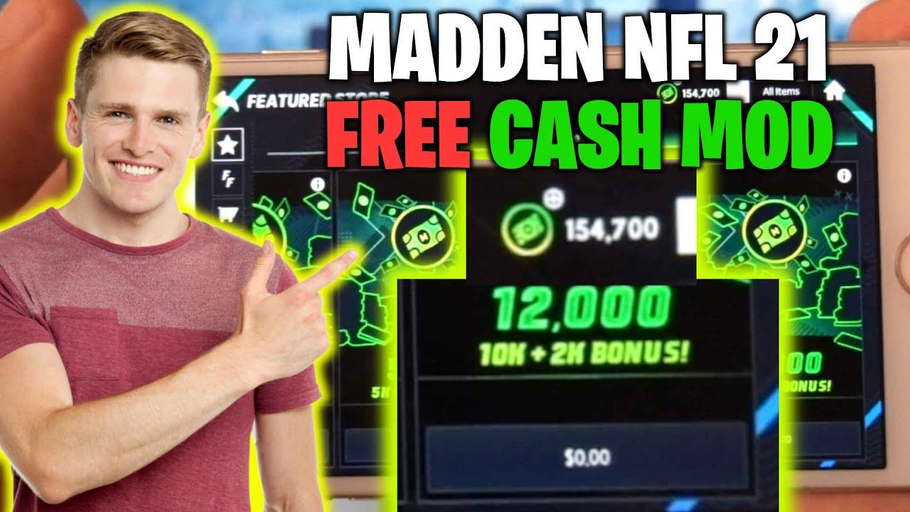 Madden nfl 21 mobile hack free madden cash how to