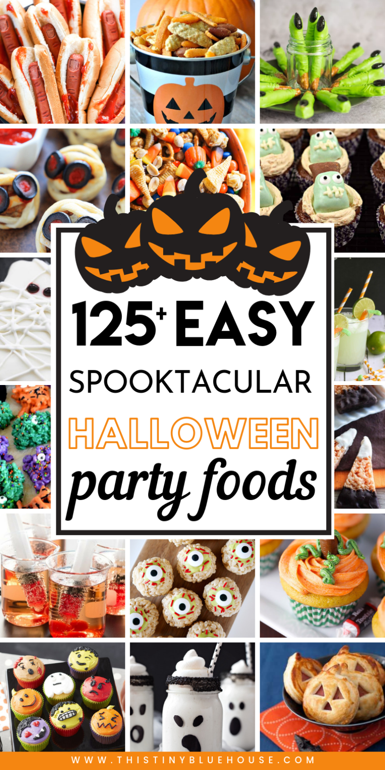 100+ Best Ultimate Halloween Party Food Ideas (With images