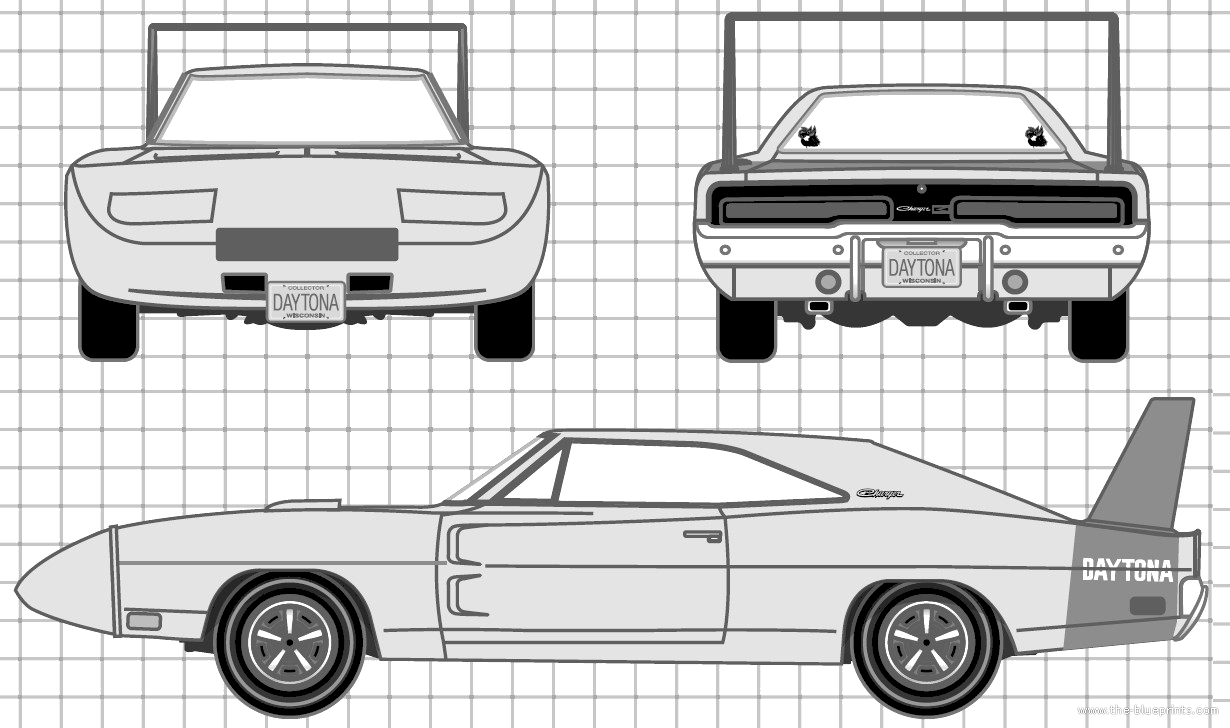 The blueprints blueprints cars dodge dodge charger the blueprints blueprints cars dodge dodge charger malvernweather Image collections