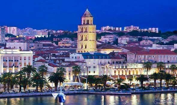 شهر العسل في كرواتيا حيث الجمال الطبيعي والتاريخ القديم Travel Landmarks Building