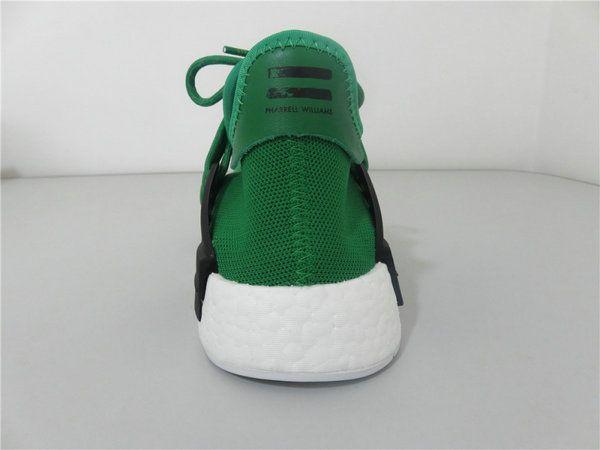 Jual Pharrell x NMD Human Race Green Hu Level Up Sneakers