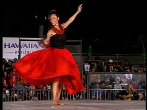 Ka Lehua 'Ula - I love this song and the hula is beautifully
