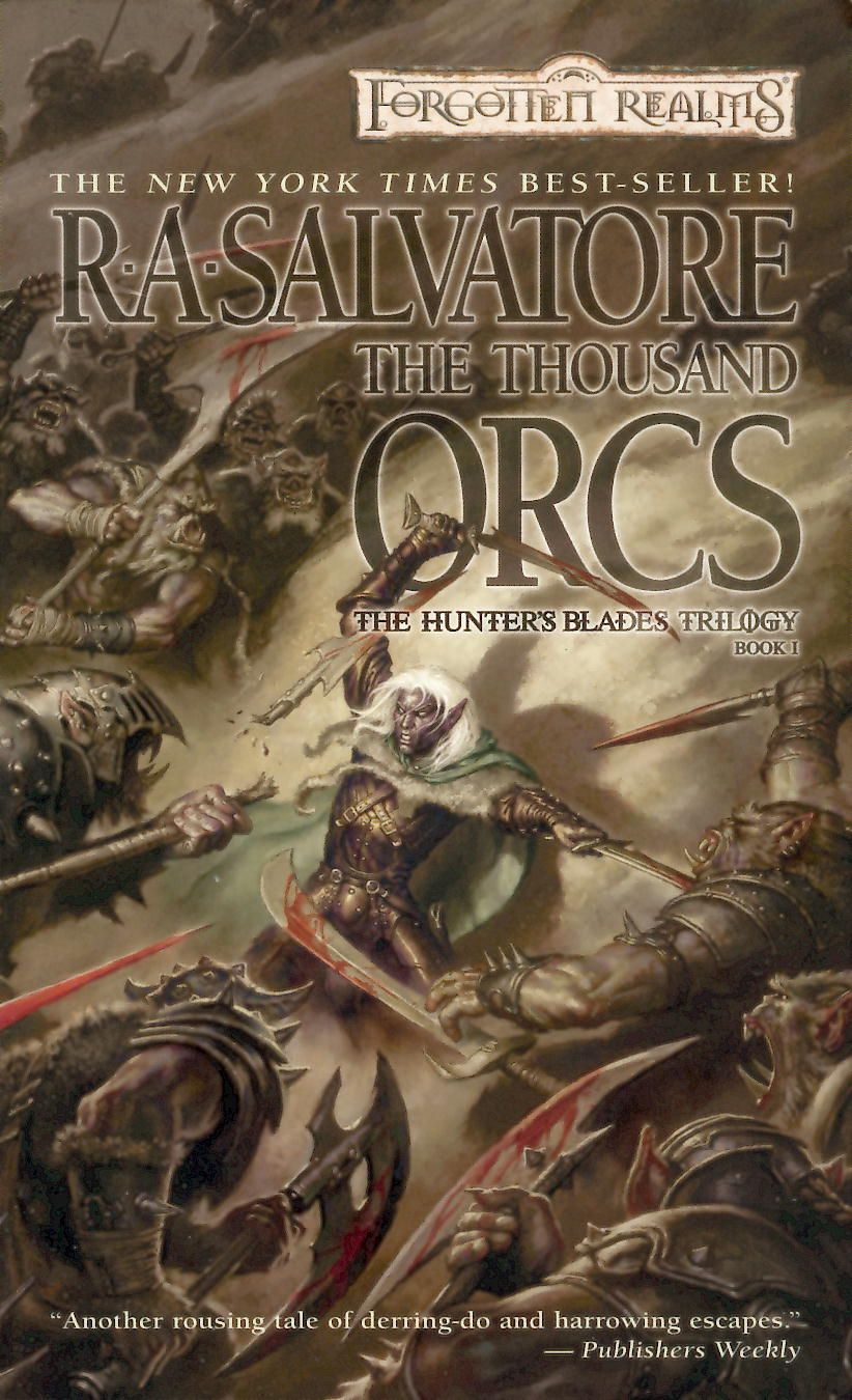 The Thousand Orcs in 2019 | Books Worth Reading | Forgotten