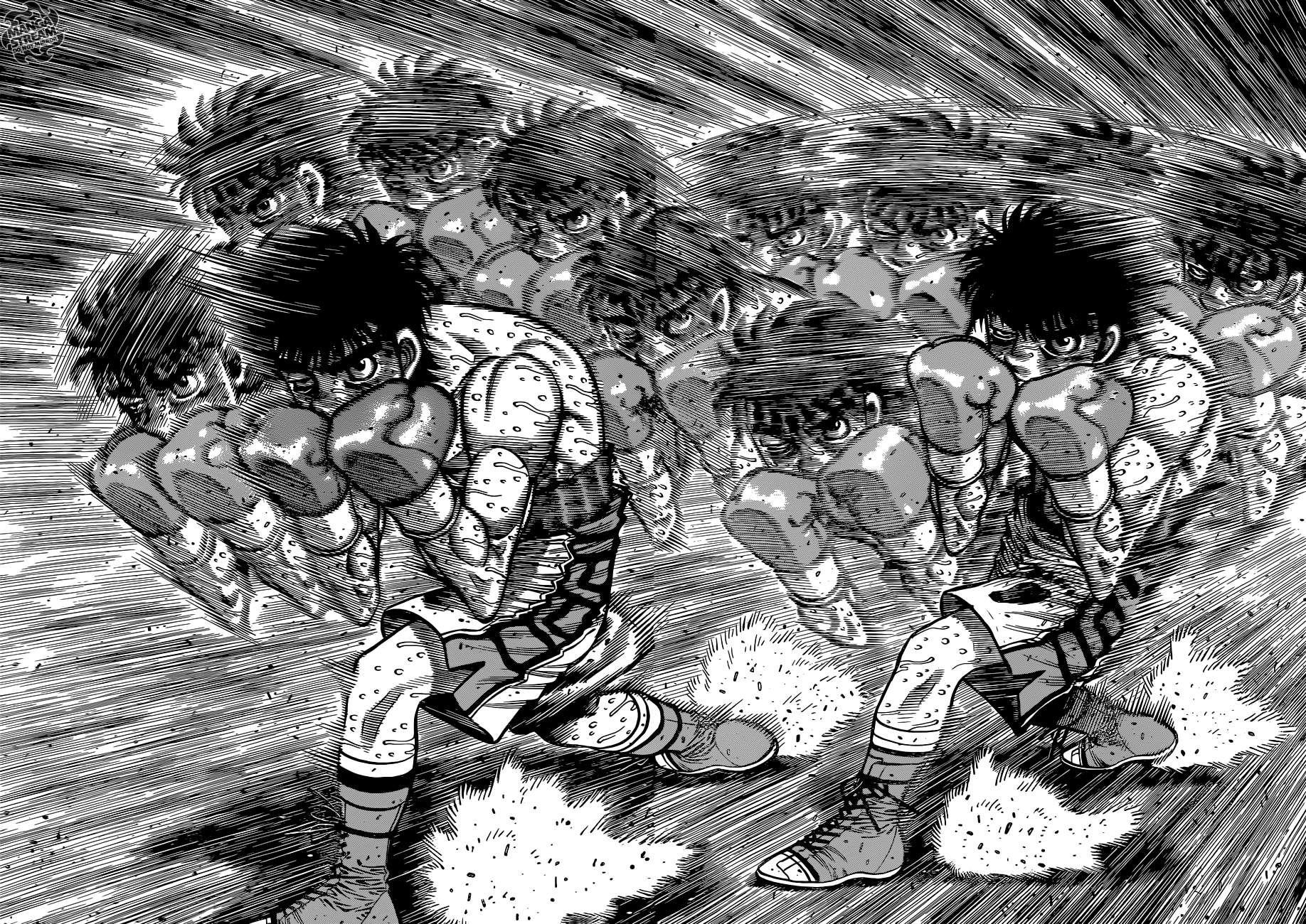 Hajime No Ippo Chapter 1055 9 Manga Art Manga Drawing Tutorials Manga Artist