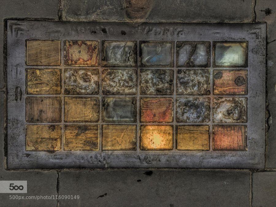 The Grid - Pinned by Mak Khalaf City and Architecture arcadecardiffcast ironcoloursengravedfloorgridmetal glasstexturesukwaleswood by EdMorris
