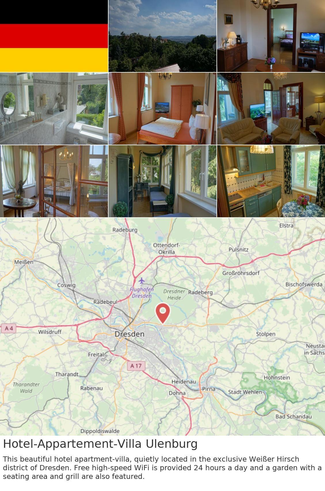 Hotel Appartement Villa Ulenburg