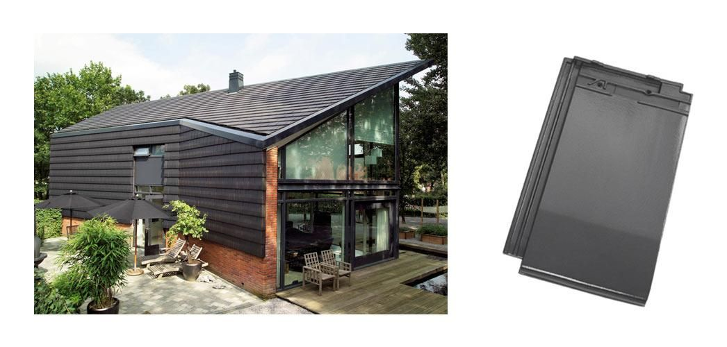 Contemporary Roof And Cladding Google Search Flat Roof Tiles Terracotta Roof Terracotta Roof Tiles