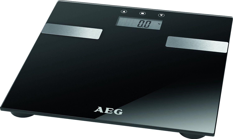 ¡Chollo! Báscula de análisis corporal de 7 funciones, de cristal y acero inoxidable. 18,90 euros #chollos
