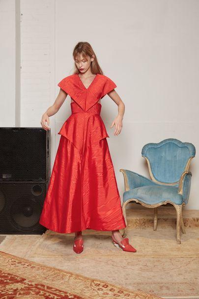 Rosie Assoulin Autumn/Winter 2017 Ready to Wear Collection | British Vogue
