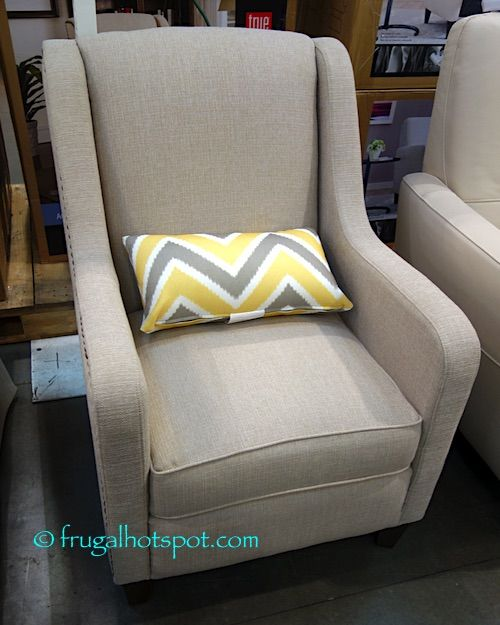 Costco Sale True Innovations Fabric Accent Chair 159 99 Accent