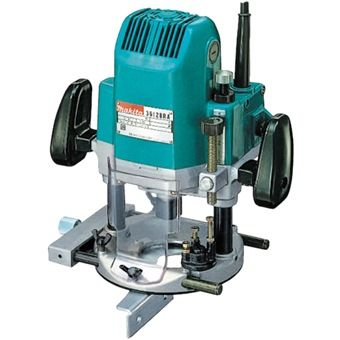 "Makita 12mm (1/2"") electronic router (plunge type), 1600w ..."