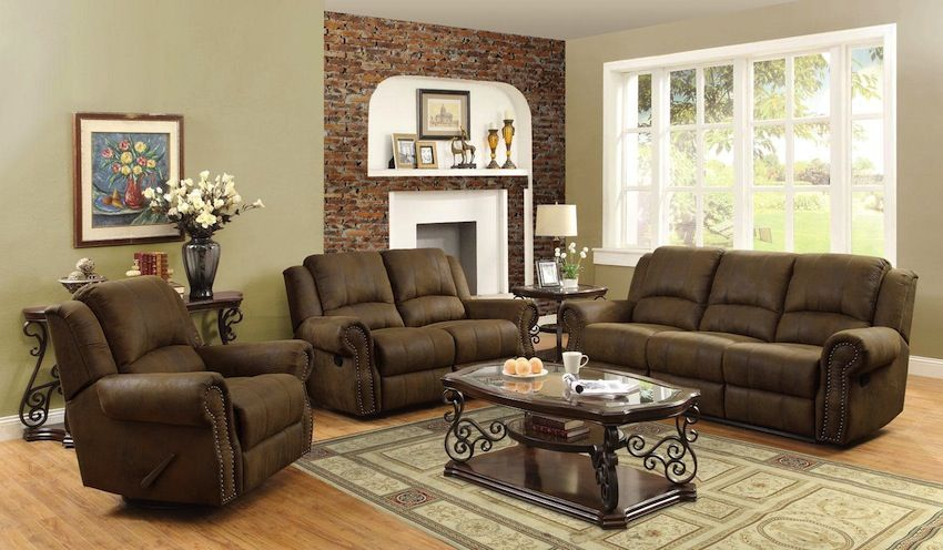 Rawlinson Collection 650151 Reclining Sofa Loveseat Set In 2019