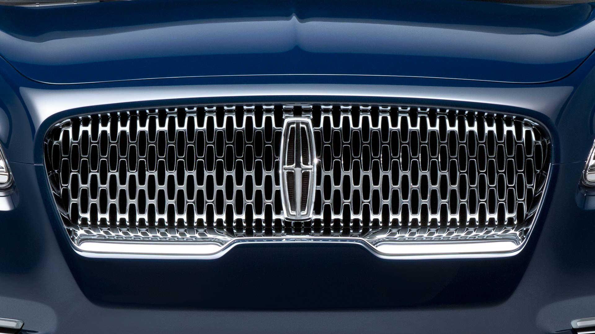 Lincoln continental concept, New lincoln