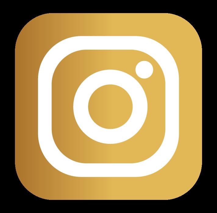 Instagram Gold Icones Redes Sociais Icones Personalizados Logo Do Instagram