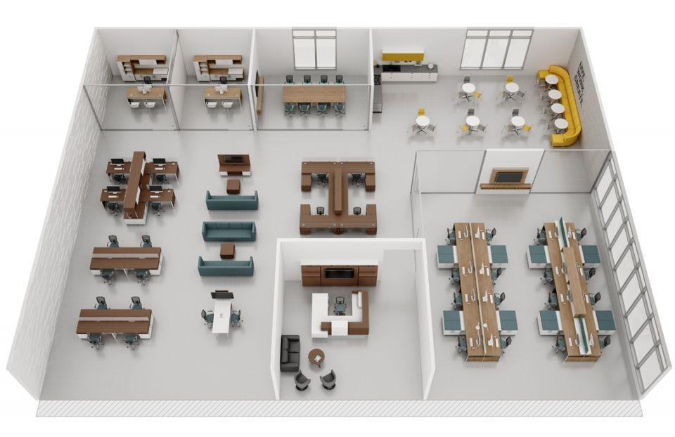 Office Furniture | Logiflex