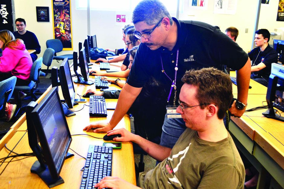 Best of mesa 2015 people places high school teacher