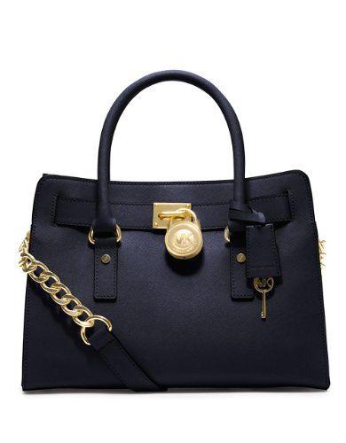 MICHAEL Michael Kors Hamilton Saffiano Leather East West-$495.99