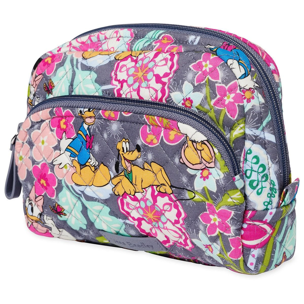 Mickey Mouse and Friends Medium Cosmetic Bag by Vera