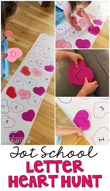 mrs plemons kindergarten is dedicated to fresh engaging and fun teaching ideas - Valentines Projects For Preschoolers