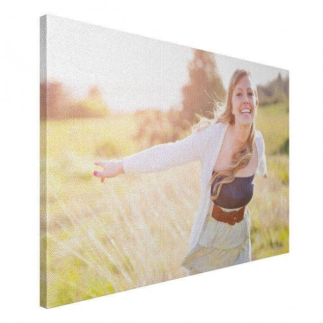 wunschbild ihr bild auf leinwand 3 2 format bilder leinwandbilder mit foto drucken