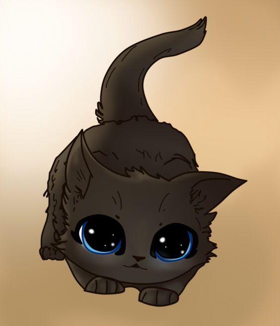 Mis Dibujos Cawuai Cute Cat Illustration Cute