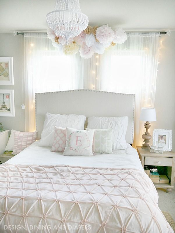 outstanding bedroom ideas girls room | Whimsical Little Girl's Room Reveal | Cute bedroom ideas ...