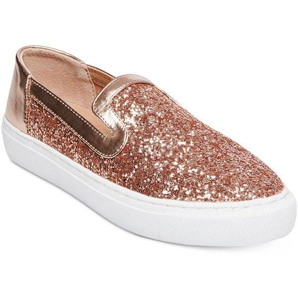 c68b5109e82 Steven By Steve Madden Kenner Slip-On Sneakers ($70) ❤ liked on ...