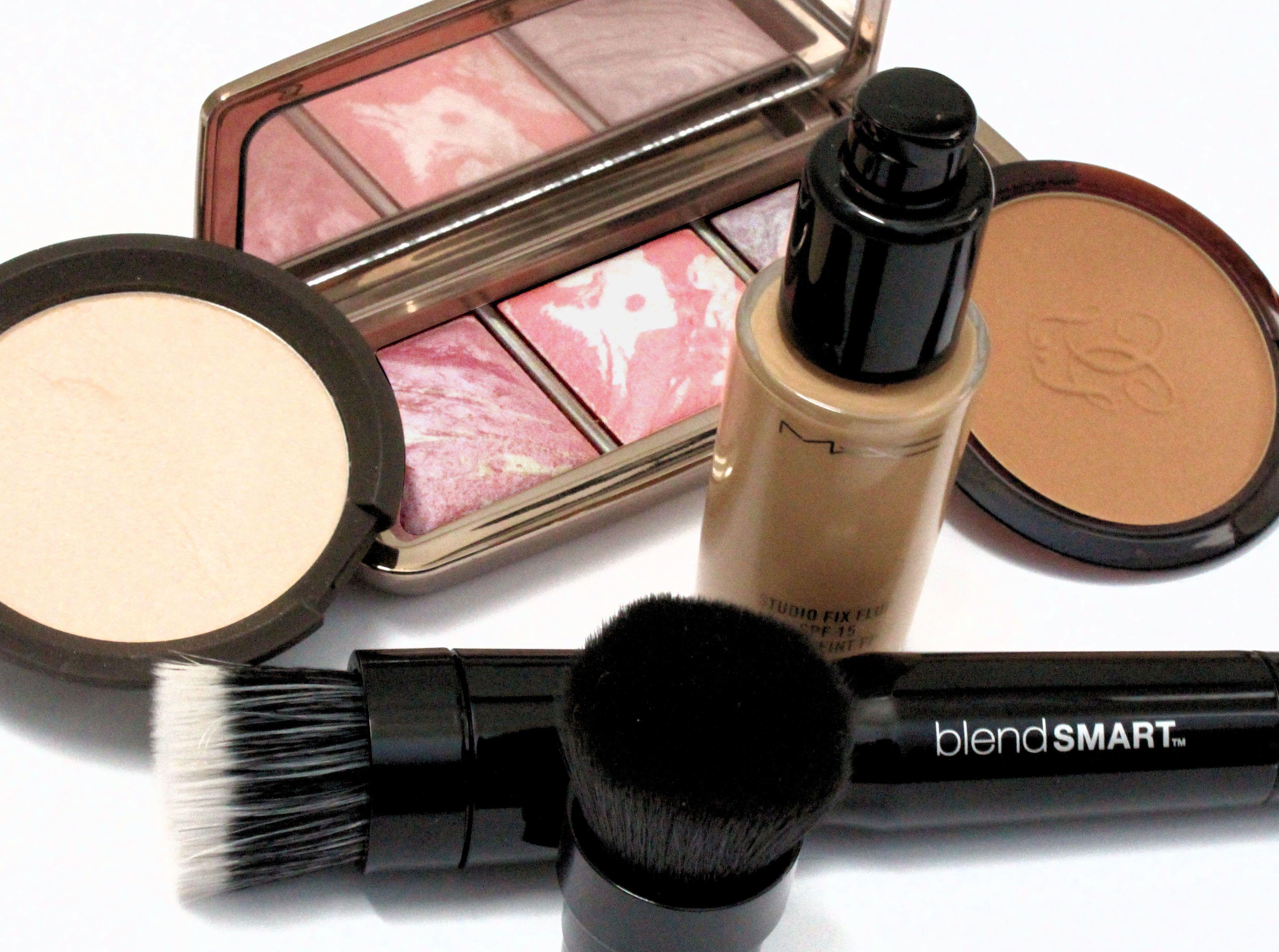 blendSmart Rotating Makeup Brush Review Makeup brush