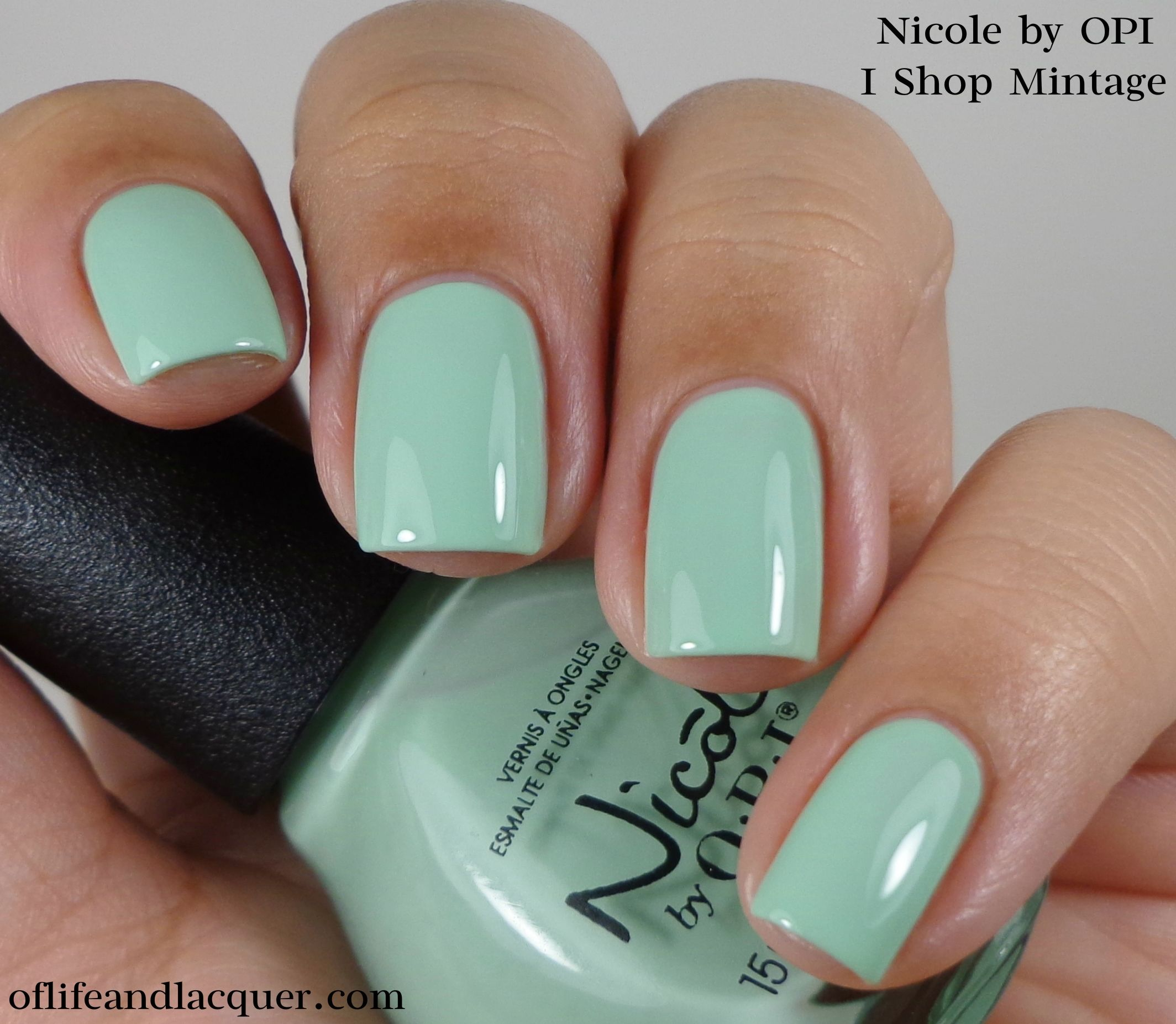 Nicole by OPI | Nails | Pinterest