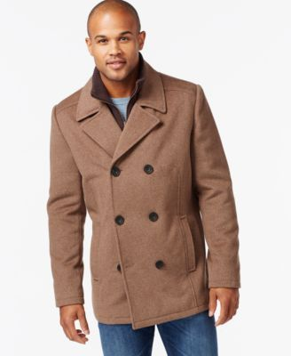 ecd51623b09 KENNETH COLE Kenneth Cole Wool-Blend Peacoat.  kennethcole  cloth   coats