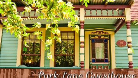 Park Lane Guest House In Austin Tx A Bed And Breakfast Is A Great Alternative To Hotel Accommodations And Per Austin Hotels Unusual Hotels Tiny Texas Houses