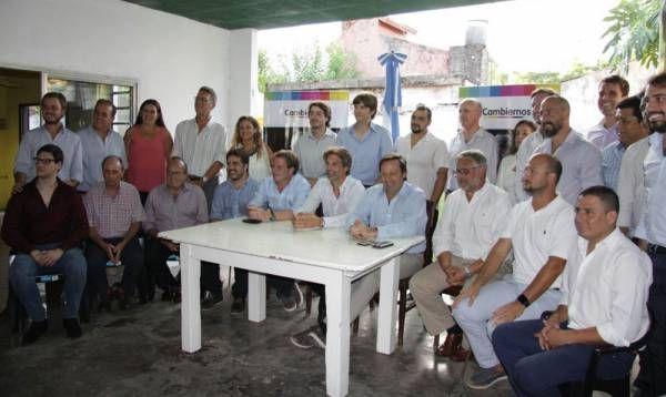 Lanzamiento oficial de la mesa política de Cambiemos Tigre