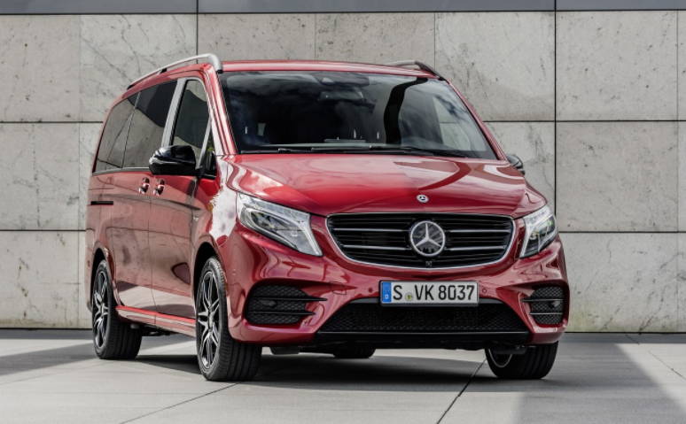 2018 Mercedes Benz V Class Colors Release Date Redesign Price