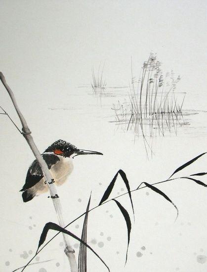 Kalpa Maclachlan - Sumi-e Atelier