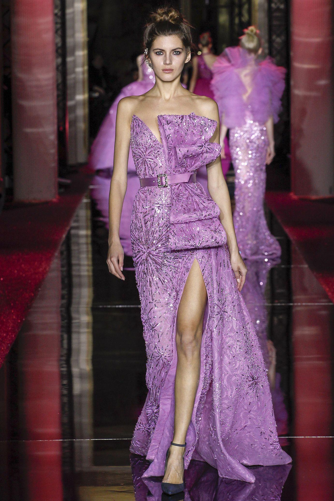 Défilé Zuhair Murad: Haute couture printemps-été 2017 | Zuhair murad ...
