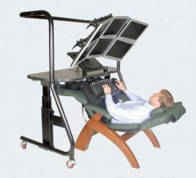 Best Position To Work On Computer Google Search Chair Small Office Design