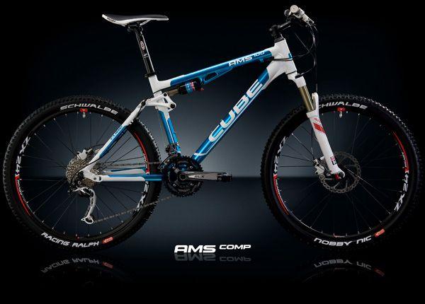 Passionate Riding Amazing Bikes By Cube Mountain Bike