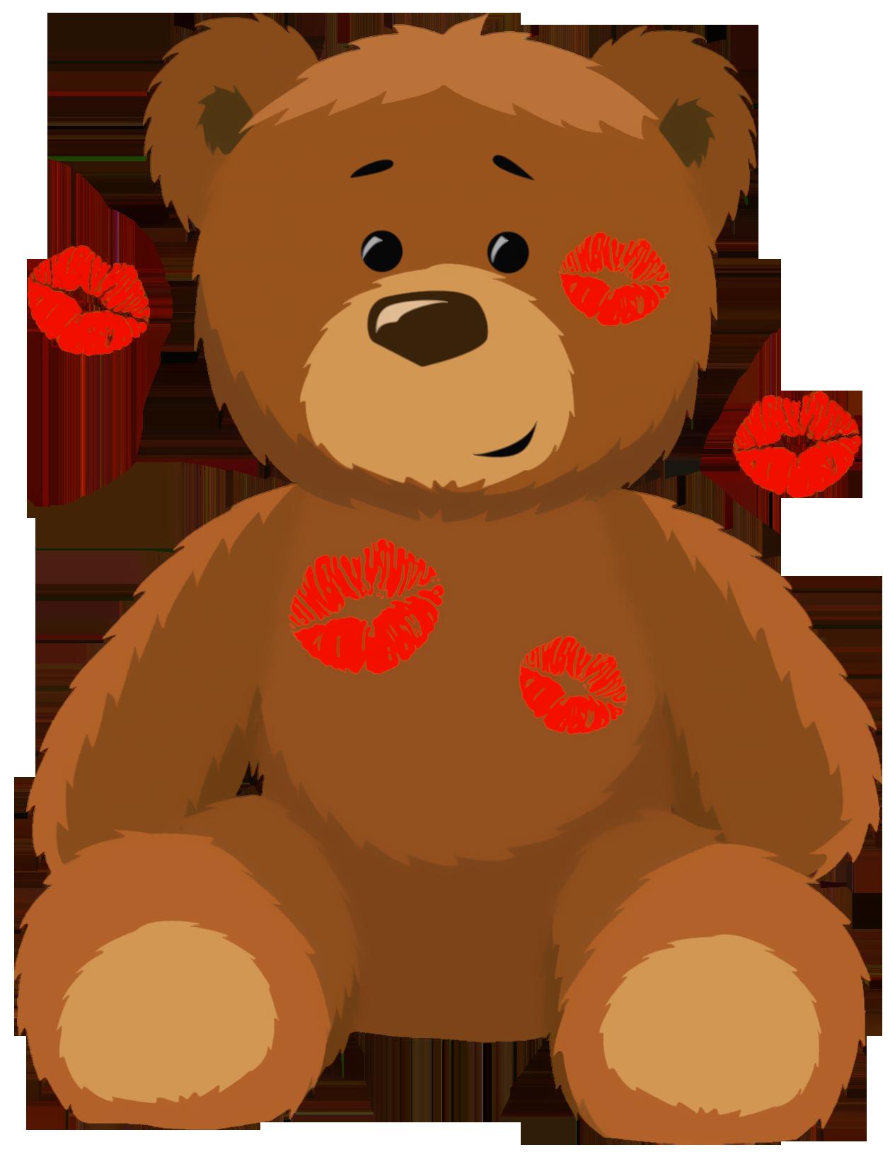 hight resolution of cute bear clipart 40143
