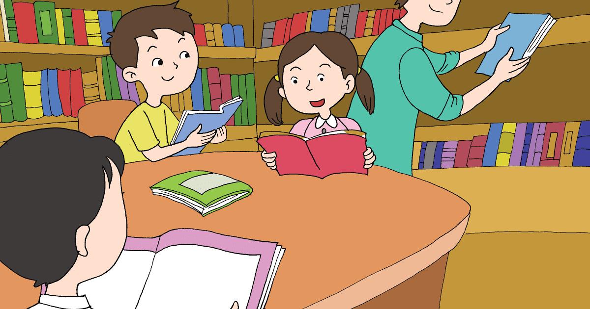 Wow 30 Gambar Kartun Orang Lagi Baca Buku Di 2020 Kartun Membaca Buku Foto Lucu