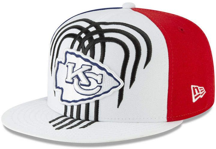 designer fashion 0688e 03618 New Era Kansas City Chiefs Draft Spotlight 59FIFTY-fitted Cap