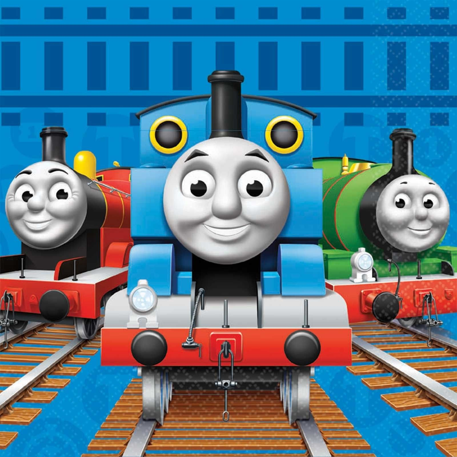 Rev up the party engine with the Thomas the Tank Engine Dessert Plates. The plates feature a smiling Thomas James and Percy. Use the plates with matching ...  sc 1 st  Pinterest & thomas the tank engine - Google Search | Cards Babies children ...